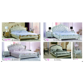 attractive styles of bed